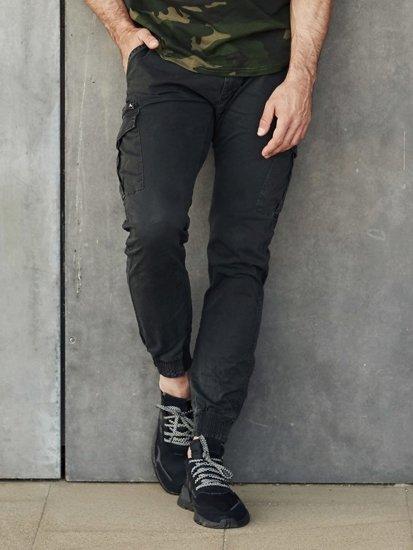60a452fb447f Pánske kapsáčové nohavice