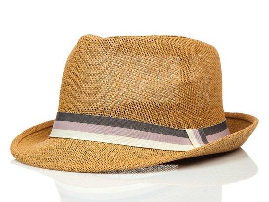 408a78a29 Hnedý pánsky klobúk BOLF KAP214